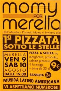 1a Pizzata Sotto le Stelle