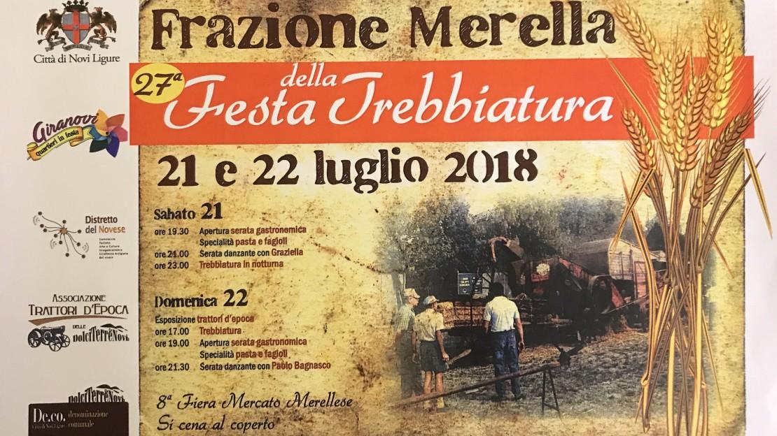 Festa Trebbiatura Merella